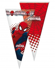 10 Buste regalo Spiderman™ 30 x 60 cm