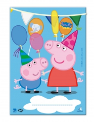 10 buste regalo Peppa Pig™
