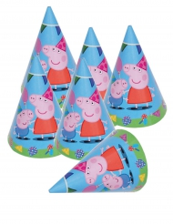 6 cappellini Peppa Pig™