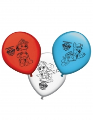 8 palloncini di lattice Paw Patrol™