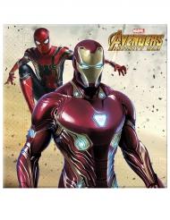 20 tovaglioli di carta Avengers Inifinty Wars™