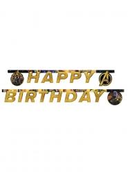 Ghirlanda Happy Birthday Avengers Infinity War™