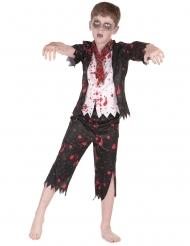 Costume scolaro zombie bambino