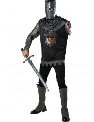 Costume cavaliere sanza un braccio adulto premium