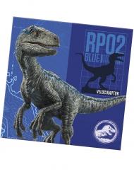 20 Tovaglioli in carta Jurassic world 2™