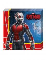 20 tovaglioli Ant- Man™