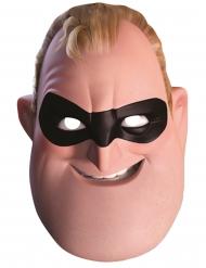 Maschera di cartone Gli Incredibili™ Mr Incredibile™ adulto