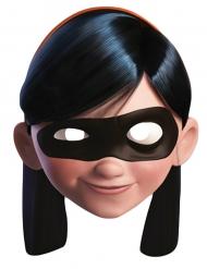 Maschera di cartone Violetta Gli Incredibili™ per adulto