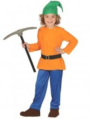 Costume da nano minatore per bambino