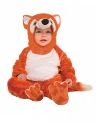 Costume da volpe per bebe