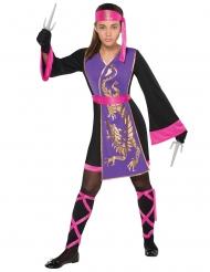 Travestimento Ninja bambina