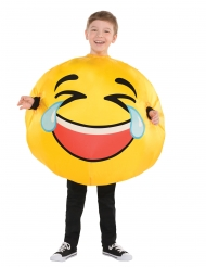 Costume da emoticon LOL per bambino