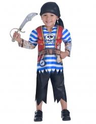 Costume da pirata muscoloso per bambino