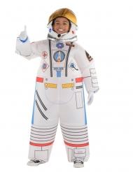 Costume tuta gonfiabile astronauta bambino