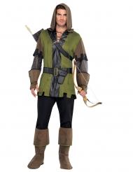 Costume da arciere per uomo
