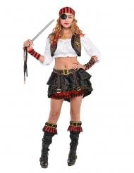 Kit da piratessa per donna