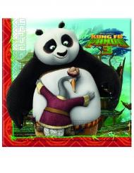20 Tovaglioli Kung Fu Panda 3™