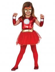 Costume Iron Lady™ Avengers™ tutu per bambina