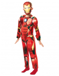 Costume Deluxe Iron Man™ per bambino