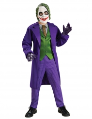 Costume deluxe Joker Dark Knight™ per bambino