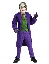 Costume deluxe Joker Dark Knight™ per bambino