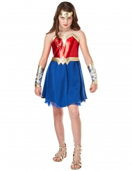Costume da Wonder Woman™ Justice League™ per bambina