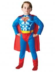 Costume Superman™ con muscoli per bambino