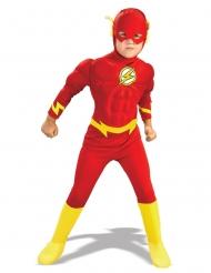 Costume da Flash™ effetto supermuscoloso per bambino