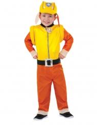 Costume Deluxe Rubble Paw Patrol™ per bambino