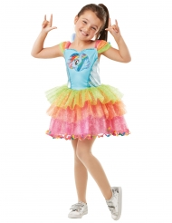 Costume deluxe Rainbow Dash My Little Pony™ per bambina
