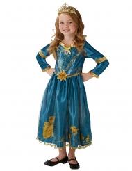 Costume Principessa Merida Ribelle™ con corona per bambina