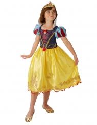 Costume Biancaneve™ con corona per bambina