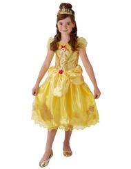 Costume da principessa Belle™con corona per bambina