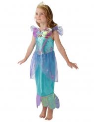 Costume Principessa Ariel™ La sirenetta™ con corona bambina