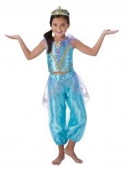 Costume principessa Jasmine™ con corona per bambina