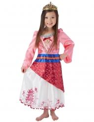 Costume da principessa Mulan™ con corona per bambina