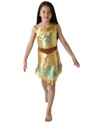 Costume da principessa Pocahontas™ per bambina