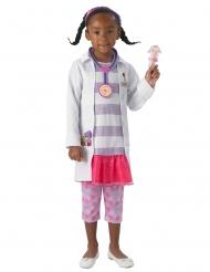 Costume deluxe da Dottoressa Peluche™ per bambina
