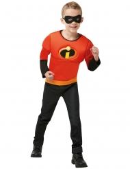 Maglia con muscoli e maschera Gli Incredibili 2™ bambino