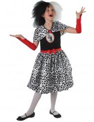 Costume Crudelia De Mon™ bambina