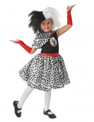 Parrucca Crudelia™ per bambina