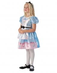 Costume deluxe da Alice ne Paese delle Meraviglie™ per bambina
