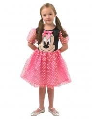 Costume principessa rosa Minnie™ per bambina