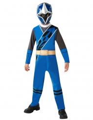 Costume classico Power Rangers Ninja Steel™ blu bambino