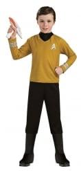 costume di lusso Capitan KirkStar Trek™ bambino