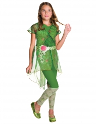 Costume deluxe Poison Ivy DC Super hero Girls™ per bambina