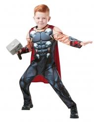 Costume deluxe Thor™ Muscoloso per bambino