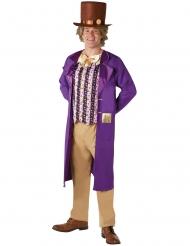 Costume Willy Wonka e la fabbrica di Cioccolato™ per uomo