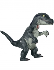 Costume gonfiabile Velociraptor Jurassic World™ Adulto