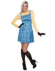 Costume vestito da Minion™ per donna